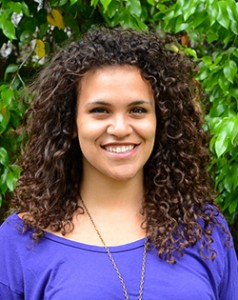 Michelle May-Curry '15 C3 Undergraduate Fellow 2014